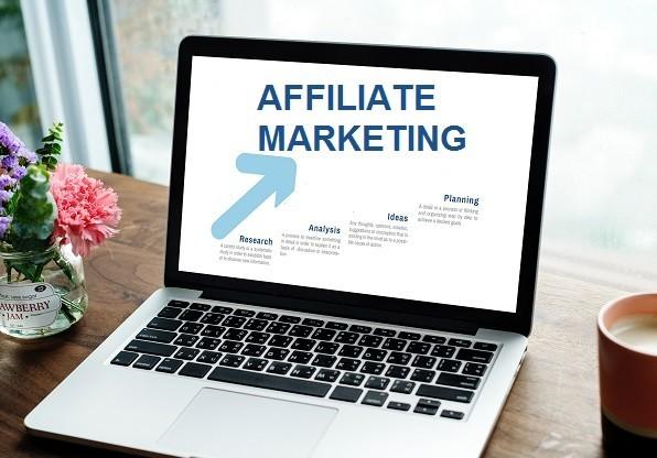 Affiliate marketing sample