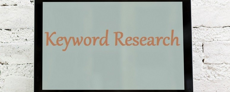 Keyword Research Sample