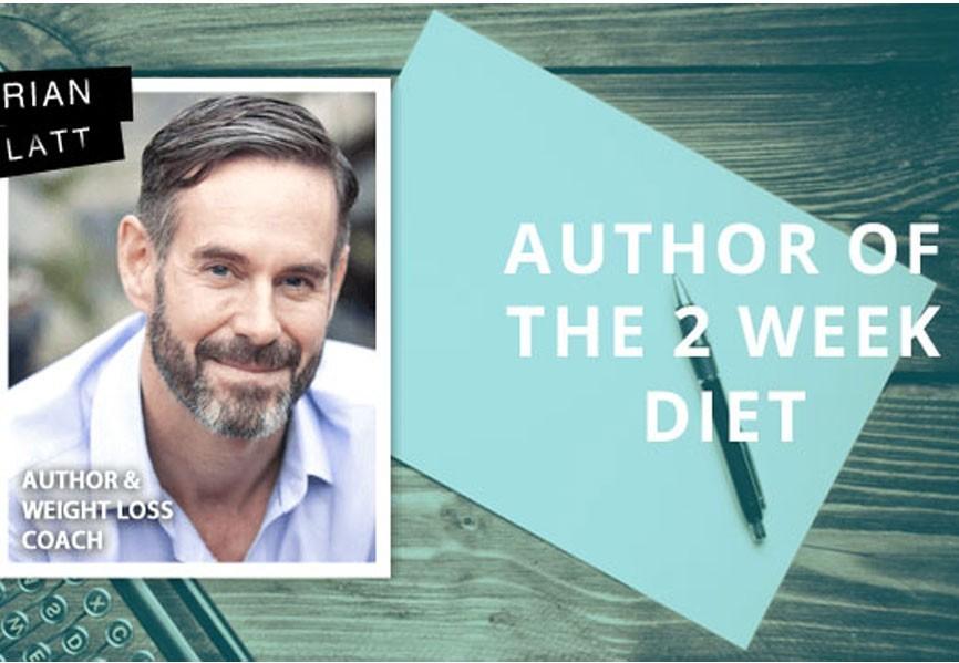 Brian Flatt The Author Of The 2 Week Diet