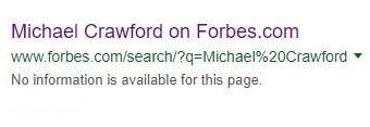 Michael Crawford Quantum Code