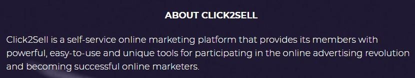 About Click2Sell