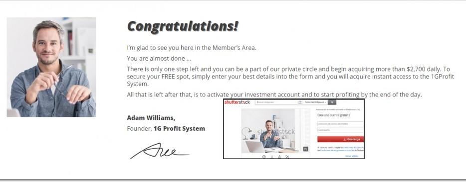 is 1g profit system scam_5