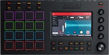 Picture of the Akai MPC Touch Music Production Sequencer