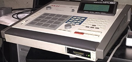 Picture of the Akia MPC60
