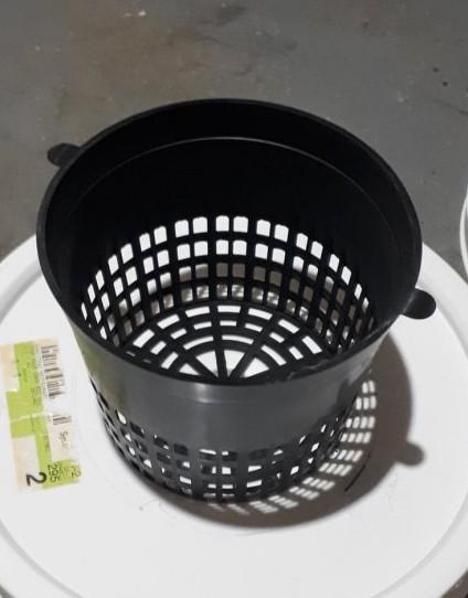 Net pot tracing