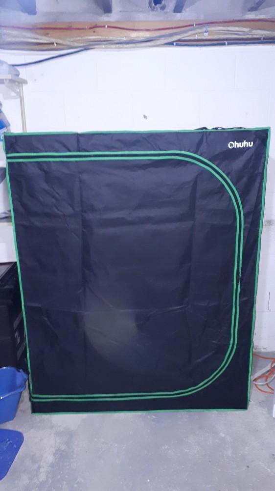Cheap Indoor Grow Tent
