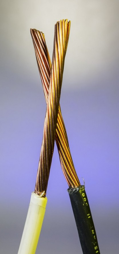 Unshielded Copper Wire