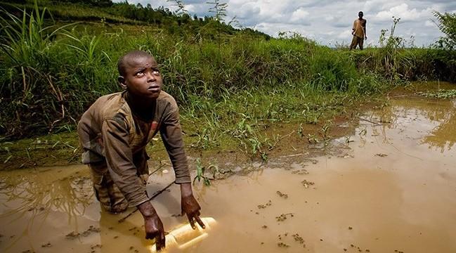 Rwanda drinking water