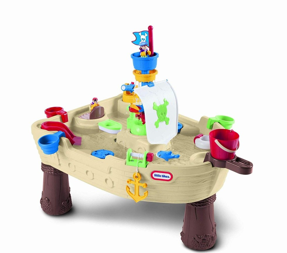 Outdoor water toys for kids-water table-toyfultykes.com