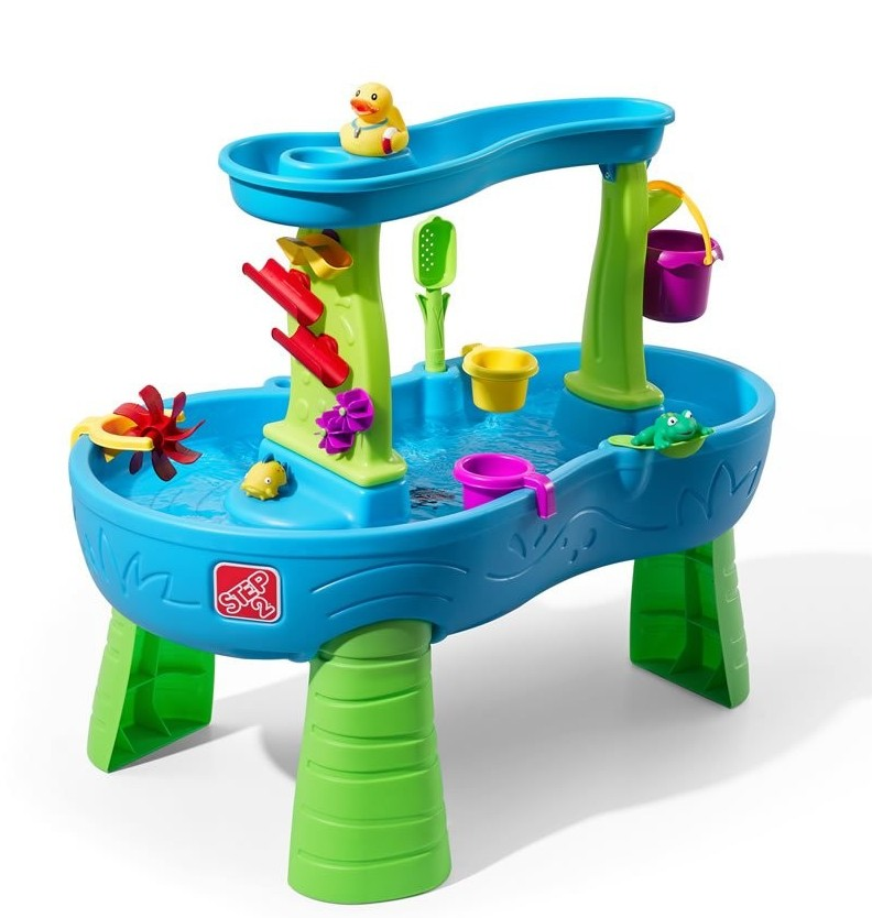 Outdoor toys for kids-water-table-toyfultykes.com