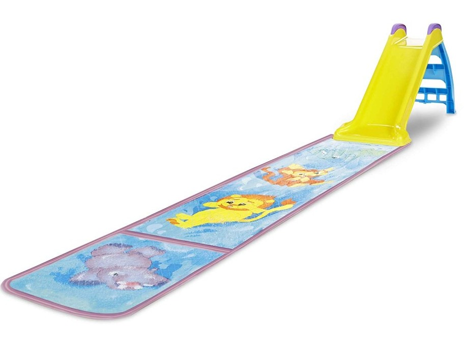 Outdoor water toys for kids-slip and slide-toyfultykes.com