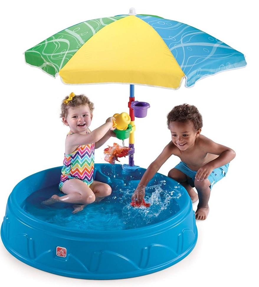 Outdoor water toys for kids-kiddie pool-toyfultykes.com