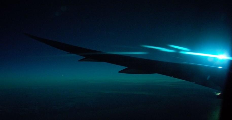 Flight, health and in-flight benefits