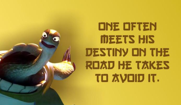 Oogway's Philosophy