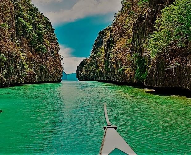 Philippine Boat trip