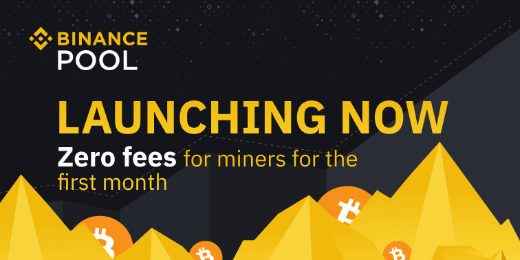 binance mining pools