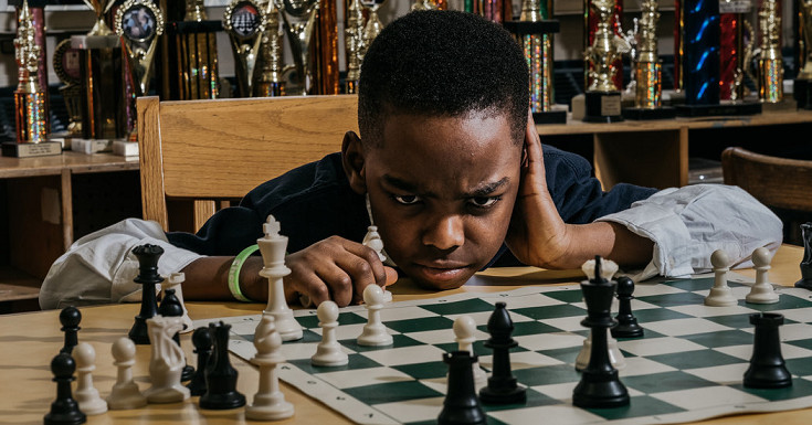 young Chess talent