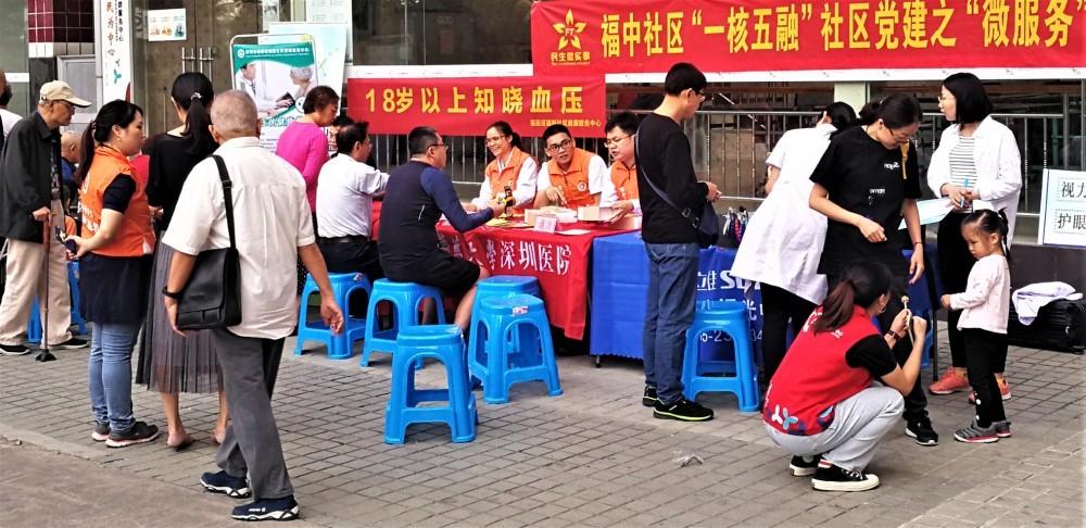 Medical Checks Shenzhen