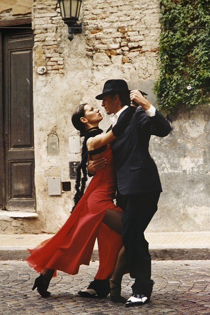 Tango: Partner Dance