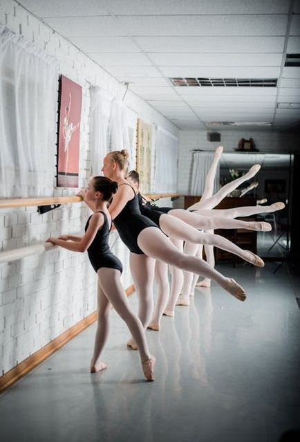 Ballet: Barre Work