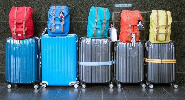 How to Pack for a Move with a Baby - Luggage