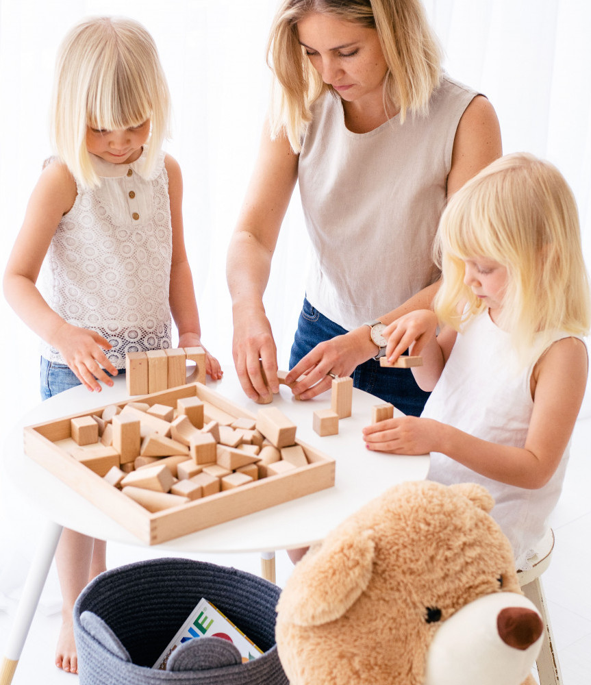 11 Amazing Benefits of Being a Stay-At-Home Mom - Mom Building Blocks with Daughters