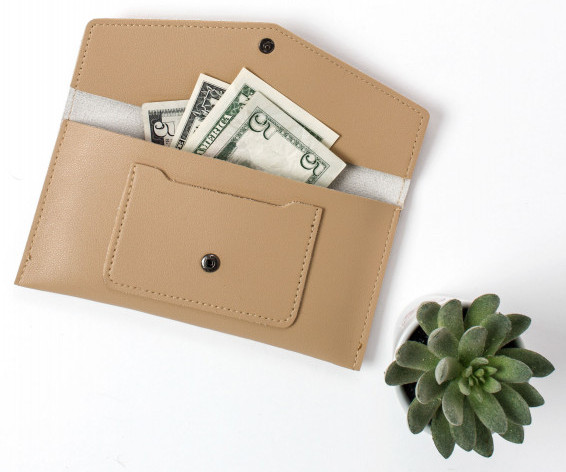 The Stay-At-Home Mom Guide - Money in Wallet Beside Succulent
