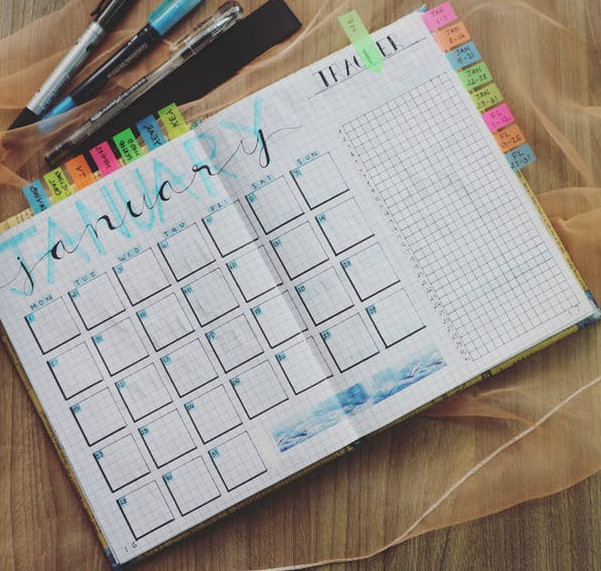 Stay At Home Mom Boredom - Planner