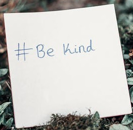 How to Deal with the Loss of Your Marriage - Sign That Reads Be Kind
