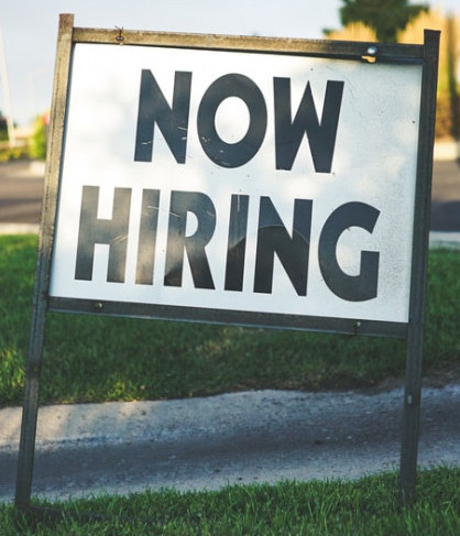 9 Ways to Create an Emergency Fund - Now Hiring Sign
