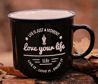What to Do When Nobody Believes in You - Love Your Life Printed on Mug