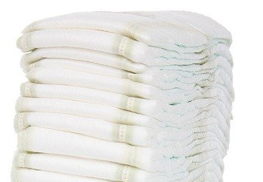 How to Get Rid of a Diaper Rash - Stack of Diapers