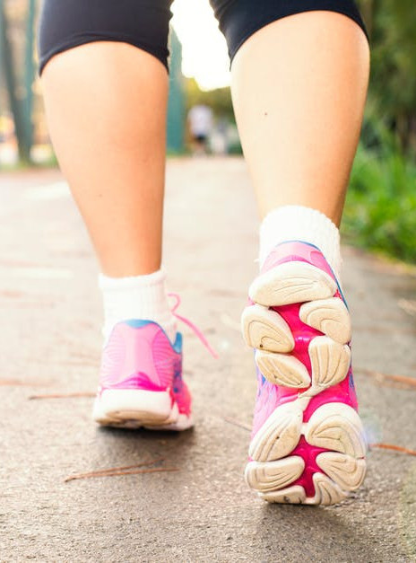 6 Tips to Surviving Mediation - Woman Walking