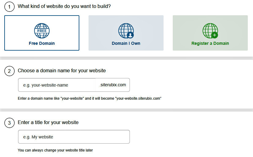 Choose Site Rubix to Build Your Next Website or Blog Today