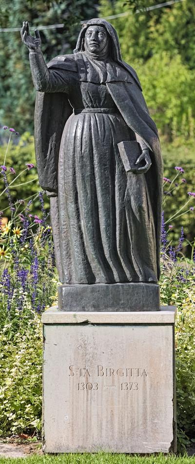 Saint Bridget-The Secret of Happiness Prayers