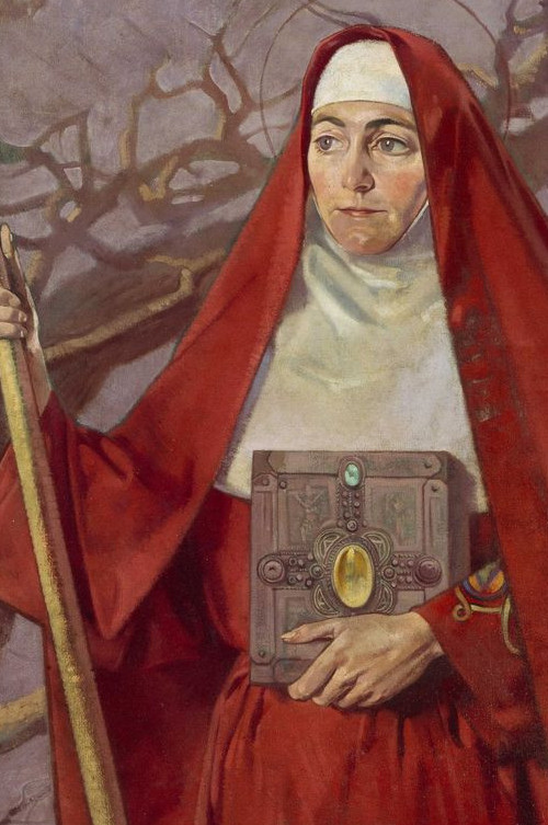 The Secret of Happiness Prayers by St Bridget
