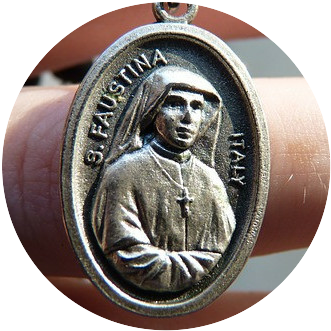 Holy Medal for a Catholic
