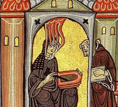 St Hildegard of Bingen