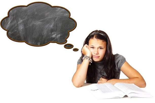 teenager - stress