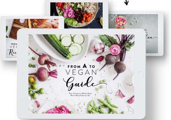 a vegan starters kit
