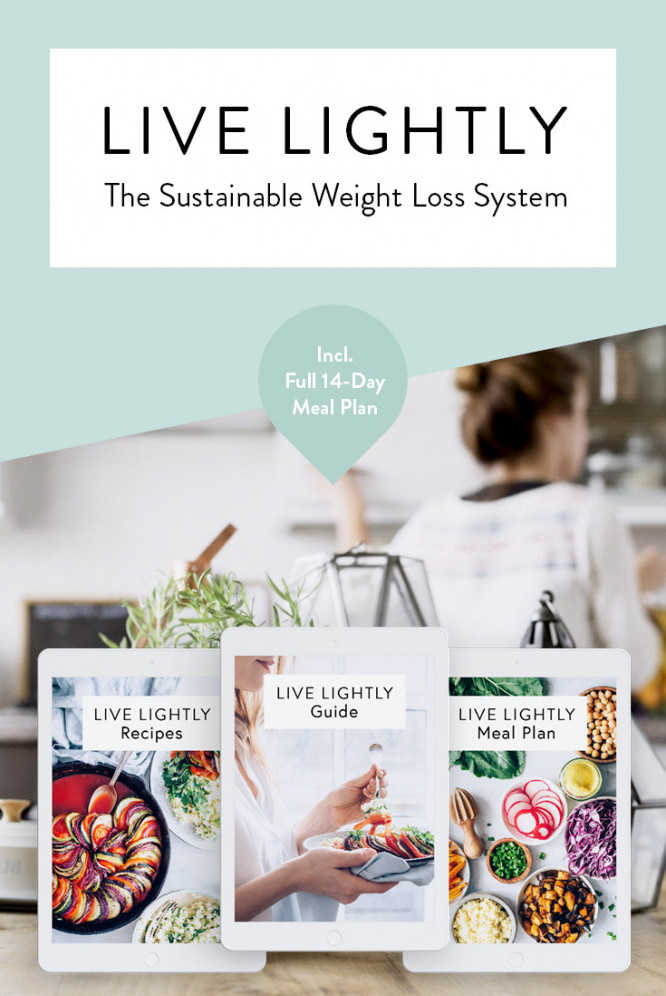 Live Lightly - the Sustainable Weight Loss system - Nutriciously