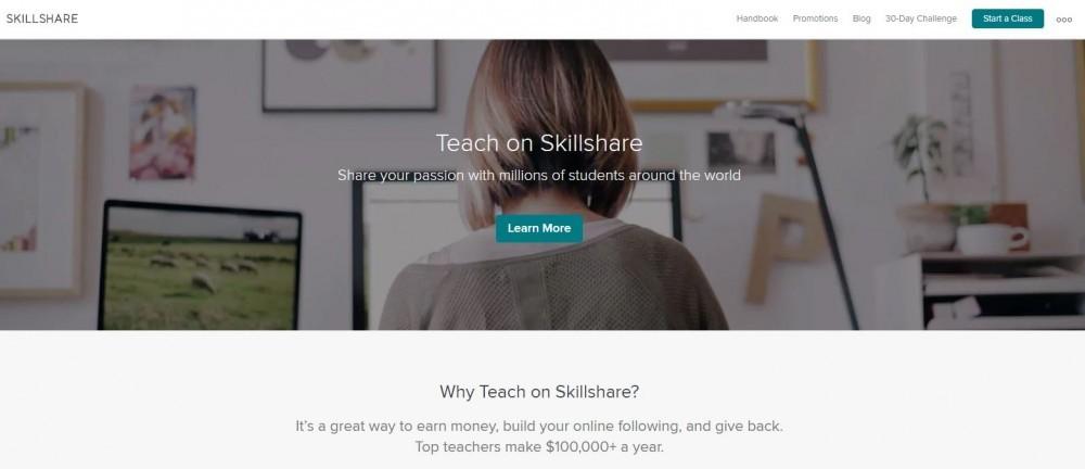 How to Make Money Online for Free? - SkillShare
