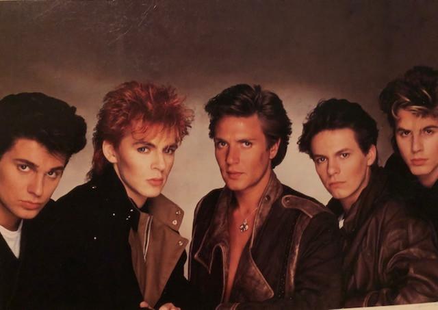 80s girl music duran duran