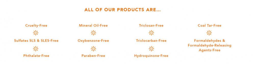 Ole Hendricksen skin care products - philosophy