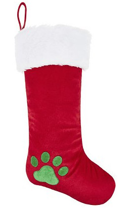 doggie xmas stocking