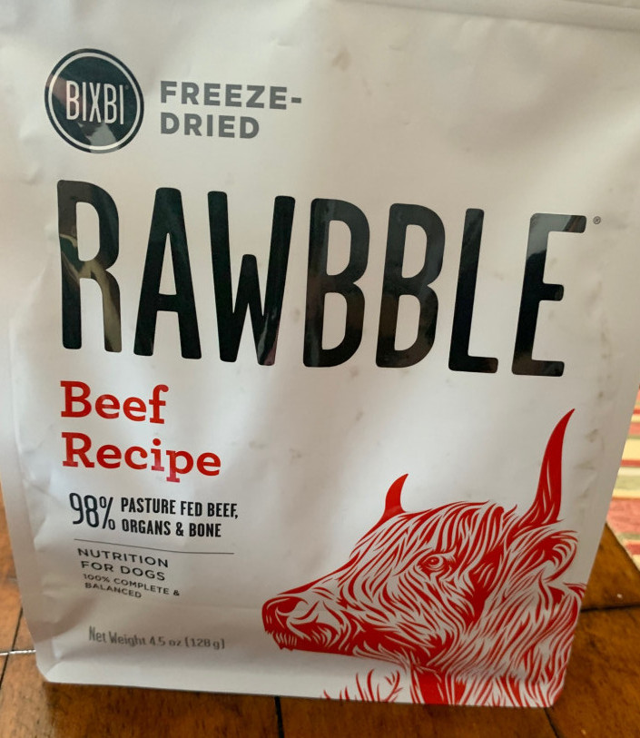 bixby pet food review - dog food company