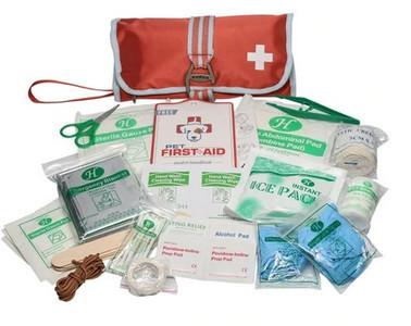 Kurgo first aid kit - best dog camping gear