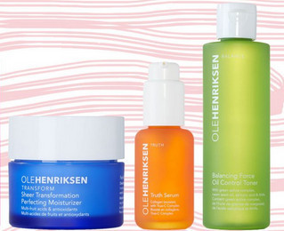 Ole Hendricksen skin care products - collections