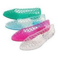 funny things from the 80s - jelly shoes