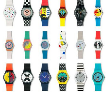 classic 80s fashion part 2 swatch watch